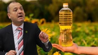 CHP'li Dr. Aygun'dan TMO'nun İthal Ayçiçek Yağı Satışına Tepki