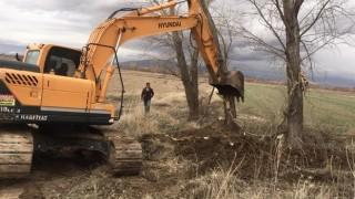 Elbistan Belediyesi'nden tarıma destek devam ediyor
