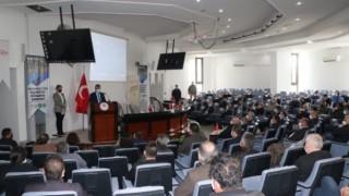 Menemen'de Kuraklıkla Mücadele semineri düzenlendi