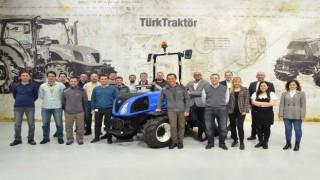 TürkTraktör Yepyeni Bir Traktörünün Daha İhracatına Başladı