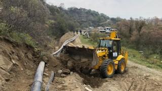 Aydın Büyükşehir Belediyesi Tarımsal Altyapı Ağını Genişletiyor