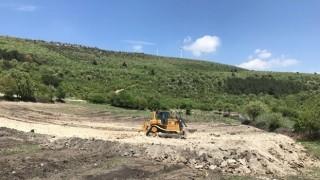 Bademli' ye Yeni HİS Göleti
