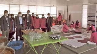 Baklan'da Kadın Kooperatifleri Yörenin Markası Olma Yolunda Hızla İlerliyor