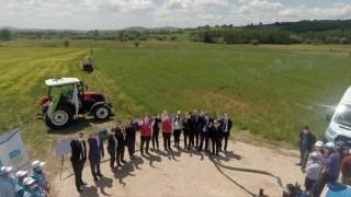 Başkan Yılmaz Tarımsal Sulama Sezonunu Açtı