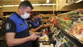 Büyükşehir, Sebze Meyve Fiyatlarıyla İlgili Sıkı Denetimler Gerçekleştiriyor