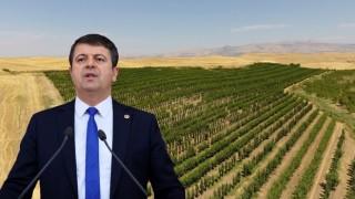 CHP'li Tutdere: Adıyaman'ın 16 Bin 68 Dekarlık Tarım Arazisi Yok Oldu