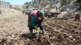 İbradı'da köy okulu üretim merkezi olacak