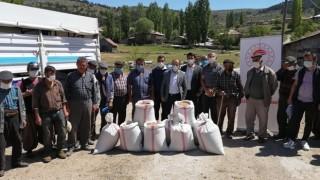 Kıbrıscık Karakılçık Çeltiği Desteklerle Yarınlara Taşınıyor