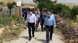 Milletvekili Tutdere Adıyaman'ın En Ücra Köyüne Kadar Adım Adım Geziyor