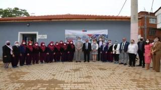 AB Bursa'da kadın girişimlerini destekliyor