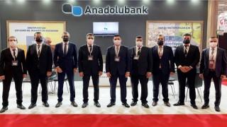 Anadolubank, Agroexpo Uluslararası Tarım ve Hayvancılık Fuarı'nda