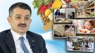 Bakan Pakdemirli'nin Dünya Gıda Güvenliği Günü Mesajı