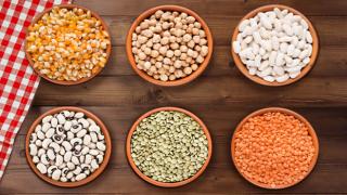 Bakliyatlar sürdürülebilir gıda olarak kritik önem taşıyor