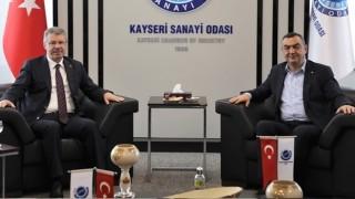 """Başkan Akay, """"Kayseri Şeker'in İsmini Dünyaya Duyuracağız"""""""
