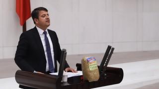 CHP'li Tutdere, Tütüne Hapis Cezasına Tepki Gösterdi: Bu Pudra Şekeri Değil, Adıyaman Tütünü!