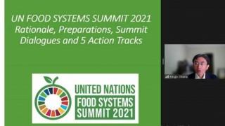 ECO-RCC çevrimiçi seminerleri sürdürülebilir gıda sistemlerine odaklanarak devam ediyor