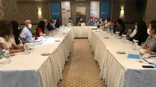 Gaziantep ve Adana'nın tarımsal üretim ve ticaret kapasitelerinin kapsamlı analizi yapılıyor