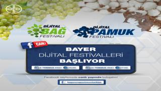 Bayer Dijital Platformda Gerçekleşecek Tarla ve Bahçe Günlerinde Paydaşlarıyla Buluşacak
