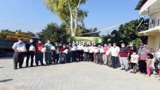 Çiftçiye Ücretsiz 16 Ton Ata Tohumu Dağıtıldı