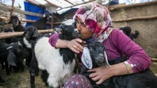 """""""Haydi Gel Köyümüze Destek Verelim"""" Projesi Yeni Doğumlarla Bereketleniyor"""