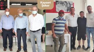 Kayseri Şeker'den Çiftçisine 58 Milyon Liralık Sulama Avansı