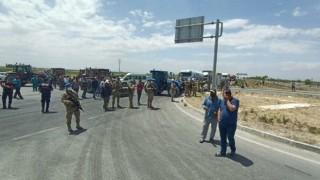 Konya'da Eylem Yapan Çiftçilere Kamu Davası