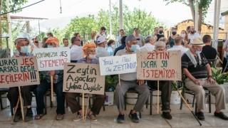 Orhanlı Köylüleri Jeotermal Santral İstemiyor