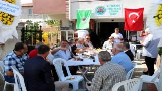 Çiftlikköy Ziraat Odasının Altınova Şubesi Açıldı
