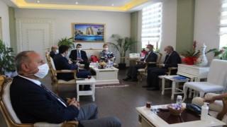 FAO, Kaz Dağları Projesi için yerel yönetimlerle bir araya geldi