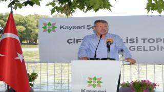 Kayseri Şeker Çiftçi Meclisi Toplandı