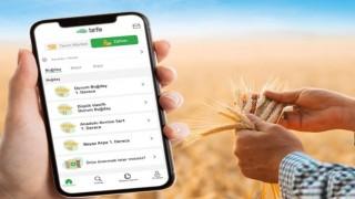 Tarfin, Güncellenen Mobil Uygulamasıyla Hasatta Çiftçinin Yanında