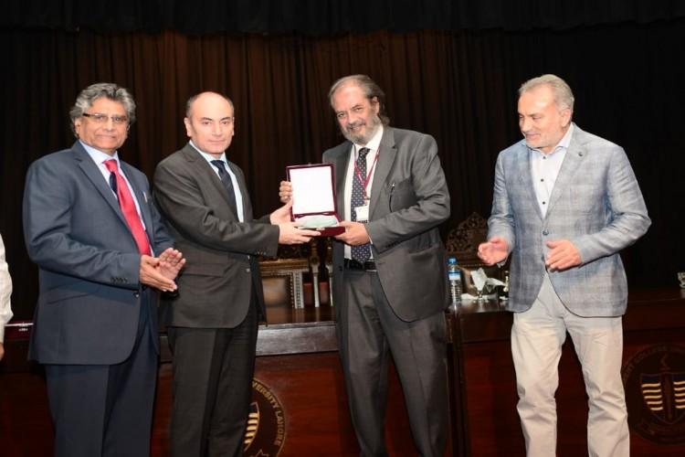 Bartın Üniversitesi Ve Pakistan GCU'nun Biyoetanol Üreteceği Proje Devam Ediyor