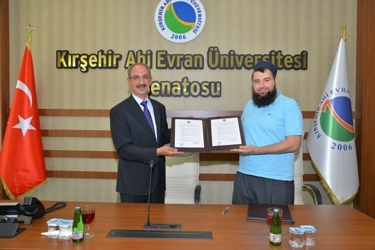 Jeotermal Sera Projesinde Üniversite-Özel Sektör İş Birliği