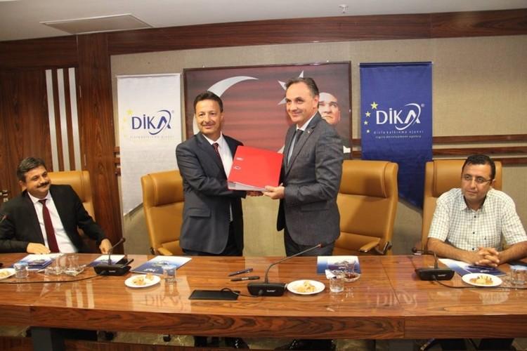 Siirt Üniversitesi, Türkiye'de Bir İlk Olacak Projeye İmza Attı