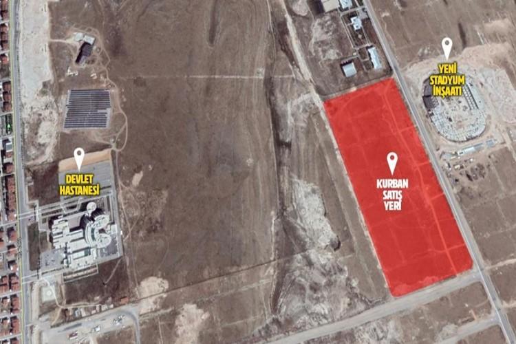 Karaman Belediyesi Kurban Satış Ve Kesim Yerlerini Belirledi
