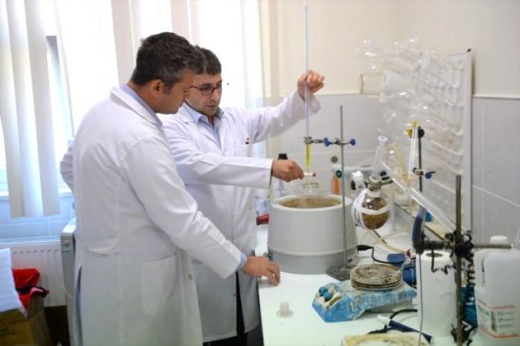 Kilis 7 Aralık Üniversitesi'nden Doğal ve Organik Sabun Üretimi