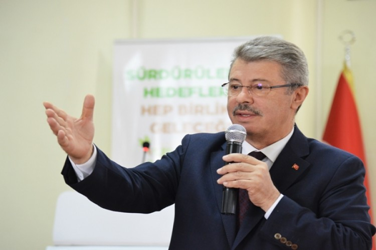 Başkan Akay: Halka Açılarak Çiftçiyi Kayseri Şeker'e Ortak Edeceğiz