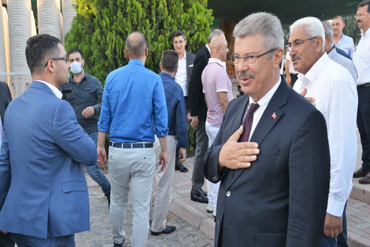 Başkan Gülsoy: Kayseri Şeker bizim gururumuz, gözbebeğimiz