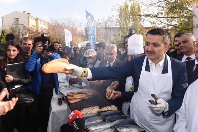 Tüm bakanlara Türk balığı tüketin çağrısı